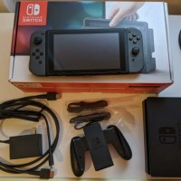 Nintendo Switch 32Gb completo com garantia